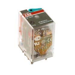 Реле ABB CR-M230AC4 230B AC 4ПК (6A) /1SVR405613R3000