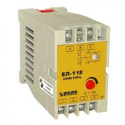 Реле контроля 3-фазного напряжения ЕЛ-11Е/ЕЛ11 380В