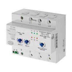 Устройство защиты Меандр УЗМ-3-63К AC230/400B УХЛ4 со внешним управлением