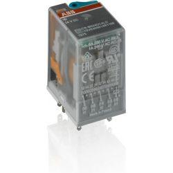 Реле ABB CR-M220DC4L 220B DC 4ПК (6A) /1SVR405613R9100/