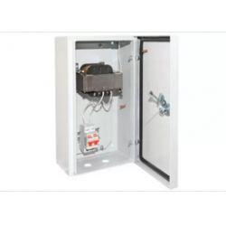 Ящик с понижающим трансформатором TDM ЯТП-0,25 220/24В 2 автомата IP54