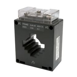 Трансформатор тока TDM ТТН-30Т 100/5 5ВА класс точности 0,5