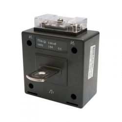 Трансформатор тока TDM ТТН-Ш 100/5 5ВА класс точности 0,5
