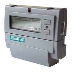 Счетчик Меркурий - 200.02 5(60)А ЖКИ 1 - фазный, 1 тарифный