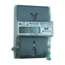 Счетчик Меркурий - 206 N 230B 5-60А ЖКИ 2 тарифный