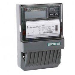 Счетчик Меркурий - 230 ART-03 CLN 380В 5-7,5А интерфейс САN PLC-модем ЖКИ