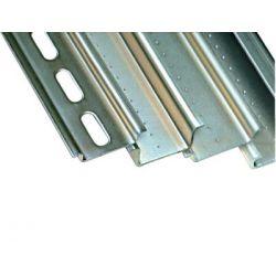 DIN-рейка DKC OMEGA перфорированная 3F, 35х7,5мм, 02140