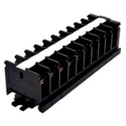 Блок зажимов TDM БЗН 20А на DIN-рейку наборный