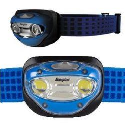 Фонарь светодиодный ENERGIZER Headlight Vision + 3 AAA налобный 80Lm