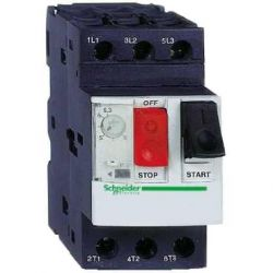 Автоматический выключатель с комбинированным расцепителем 0,63-1A Schneider Electric TE-TeSys GV2ME05