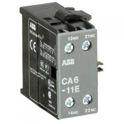 Дополнительный контакт ABB CA6-11E боковой установки для миниконтактров В6, В7 /GJL1201317R0002/