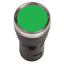 Арматура светосигнальная IEK AD-16DS 24В (зеленый) светодиод
