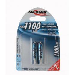 Аккумулятор Ansmann R03 1100mAh AAA 5035222 BP2