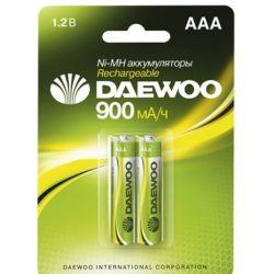 Аккумулятор DAEWOO R03 /( 900mAh) NI-MH BL-2