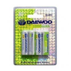 Аккумулятор DAEWOO R6 /(2000mAh) NI-MH BL-2