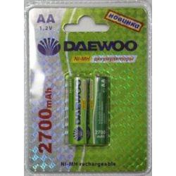 Аккумулятор DAEWOO R6 /(2700mAh) NI-MH BL-2