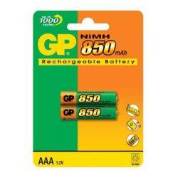 Аккумулятор GP R03 /85AAAHC NiMH 850 mAh BP-2