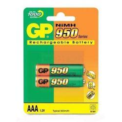 Аккумулятор GP R03 /95AAAHC NiMH 950 mAh BC-2PET-G