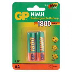 Аккумулятор GP R6 /180AAHC NiMH 1800 mAh BP-2