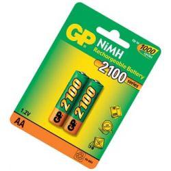 Аккумулятор GP R6 /210AAHC NiMH 2100 mAh BP-2