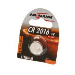 Элемент питания Ansmann CR2016 5020082 BL1