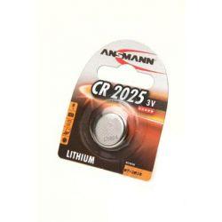 Элемент питания Ansmann CR2025 5020142 BL1