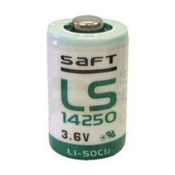 Аккумулятор Saft LS14250/350 3.6V Litium (1/2AA) 14,4 х 25 1Ah