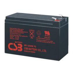 Аккумулятор CSB HR 1234 W F 2 12V 9 Ah