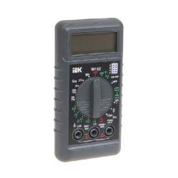 Мультиметр IEK мини цифровой М-182 Compact