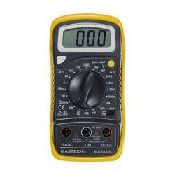 Мультиметр ФАЗА MAS-830L+чехол