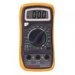 Мультиметр ФАЗА MAS-830В/BL+чехол