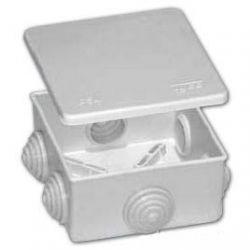 Короб распаечный ТУСО 67040 ОП 6 вводов IP54 85*85*40 мм. 192022