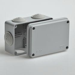 Короб распаечный ТУСО 67051 ОП 6 вводов. IP55 120*80*50 мм. 270205