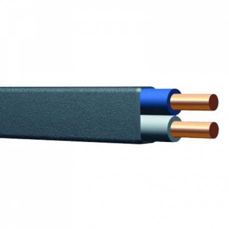 ВВГ - 0,66 2х2,5 плоский кабель (Бухта 50м)