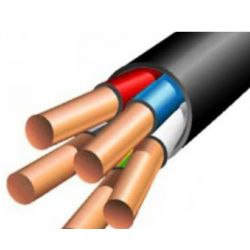 ВВГнг(А)-FR LS-0,66 5х4 кабель медный