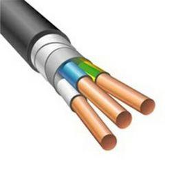 ВБШвнг(А)-LS-0,66 3х2,5 (ож) кабель
