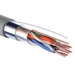 FTP 4PR 24AWG CAT5e 305м PROCONNECT кабель