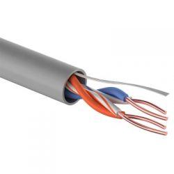 UTP 4PR 24AWG CAT5e 100м кабель