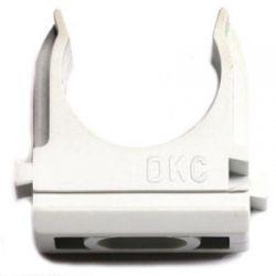 Держатель-клипса с защелкой DKC д.32мм , 51032