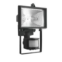 Прожектор галогенный Navigator NFL-SH1-150-R7s/BL с датчиком движения 94 609