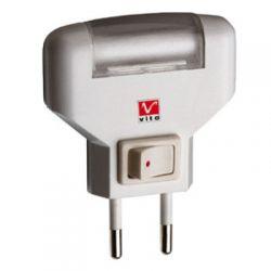 Ночник Vito VT-801 красный
