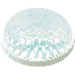 Светильник TDM НПО 100 радуга белый 1х15Вт Е27 с компактной люминесцентной лампой (КЛЛ)