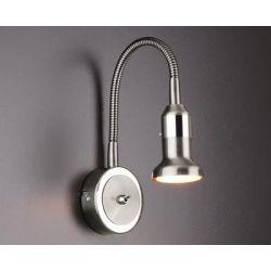 Светильник для картин и зеркал Elektrostandard ML - Plica 1215 MR16 сатинированный никель/хром