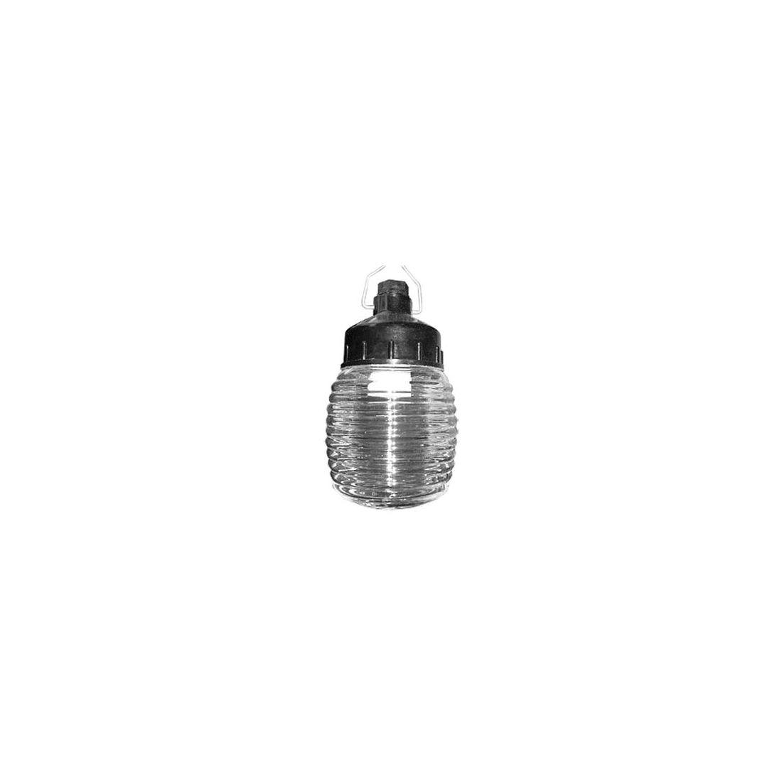 Светильник Элетех НСП 03-60 бочонок IP 53 (238) + пластиковое основание