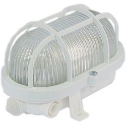 Светильник TDM НБП 02-60-004.03У евро корпус, защитная сетка, белый