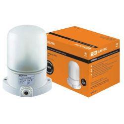 Светильник TDM НПБ400 белый 60Вт настенно-потолочный IP54