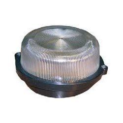 Светильник TDM НПП 03-100-005.03 УЗ (корпус пластик с обручем без решетки чёрный) IP54
