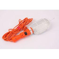Переносной светильник ЛСУ-1 ПВС с выключателем 5м (РВО)