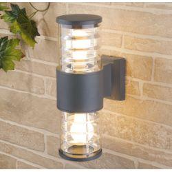 Светильник садово -парковый Elektrostandard 1407 TECHNO серый