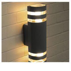 Светильник садово -парковый Elektrostandard 1443 TECHNO черный